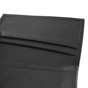 CSMイントレチャート カード・名刺入れ ブラック | ランプリール・レザー|remplirleather|04