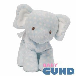 ローリー&フレンド エリー エレファントbabyGUND ベビーガンドぬいぐるみ ぞう ゾウ 象 手触りふわふわ 出産祝い 赤ちゃんGUND社認定 #4050497|renaissance-gift