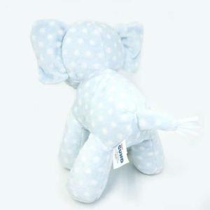 ローリー&フレンド エリー エレファントbabyGUND ベビーガンドぬいぐるみ ぞう ゾウ 象 手触りふわふわ 出産祝い 赤ちゃんGUND社認定 #4050497|renaissance-gift|04
