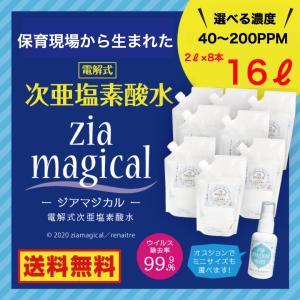 電解式次亜塩素酸水 18.8L ジアマジカル 除菌消臭 選べる濃度40〜200PPM【即日発送】|renaitre