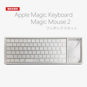Apple Magic Keyboard / Magic Mouse 2 ワンボックスセット|reneeds