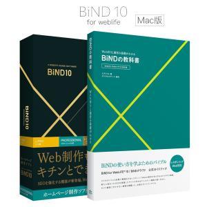 訳あり アウトレット品 BiND 10 Professional Mac版 解説本付き|reneeds