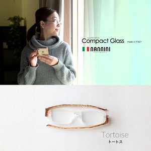 ファッションシニアグラス コンパクトグラス2 トートス 読書用メガネ|reneeds