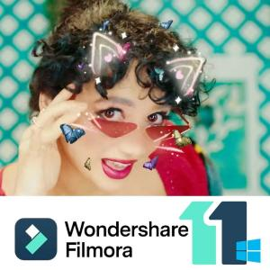 動画編集ソフト Filmora 9 Windows ダウンロード かんたん Youtube ムービー 動画、画像、音楽ソフト