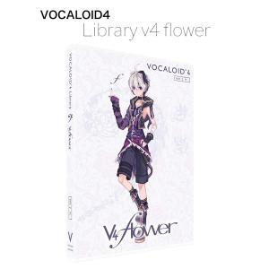 VOCALOID4 Library v4 flower ライブラリ集|reneeds