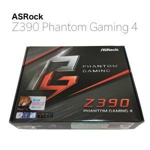 ASRock Z390 Phantom Gaming 4 マザーボード