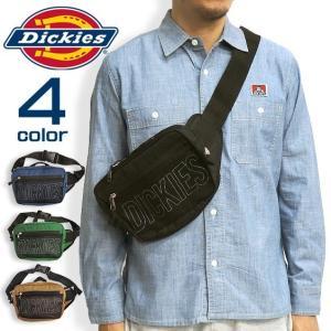 商品名 Dickies ウエストバッグ メッシュポケット ボディバッグ 商品番号 DICKIES-5...