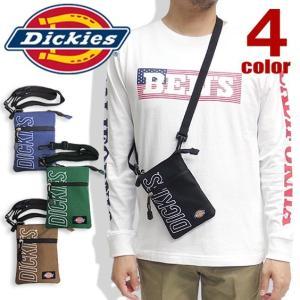商品名 Dickies ネックポーチ ロゴプリント ショルダーバッグ 商品番号 DICKIES-57...