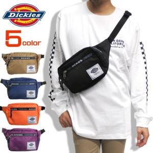商品名 Dickies バッグ ロゴテープ ウエストバッグ 商品番号 DICKIES-586  商品...