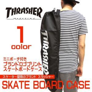 商品名 THRASHER スケートボードケース スラッシャー スケボーケース   商品番号 THRA...