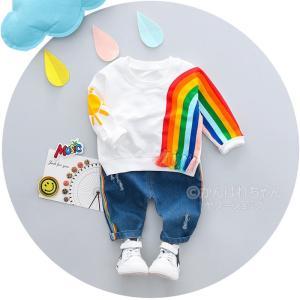 商品番号:y6-kids01 サイズ:70/80/90/100cm 素材 :綿、ボリエステル セット...