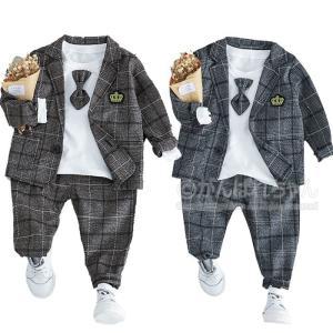 商品番号:y6-suit88 サイズ:80/6、90/8、100/10、110/12 素材:  綿ボ...