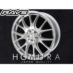 送料無料 RAYS レイズ HOMURA ホムラ 2×7 PLUS プラス 19インチ 225/35R19 タイヤ ホイール4本セット ノア VOXY エスクァイア|rensshop