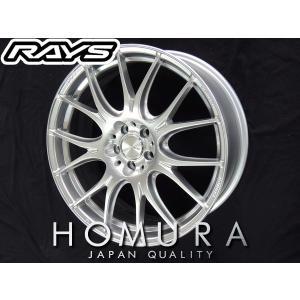 送料無料 RAYS レイズ HOMURA ホムラ 2×7 PLUS プラス 19インチ 215/35R19 タイヤ ホイール4本セット プリウス レクサスCT 86 等|rensshop
