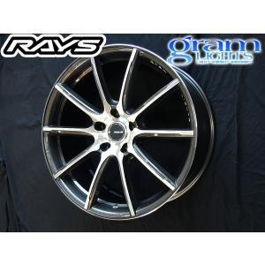 送料無料 RAYS レイズ グラムライツ アズール 57 GMA H9 ダイヤモンドカット 軽量 225/55R19 TOYO CF2 SUV専用 国産タイヤ 4本セット CX-5 エクストレイル|rensshop
