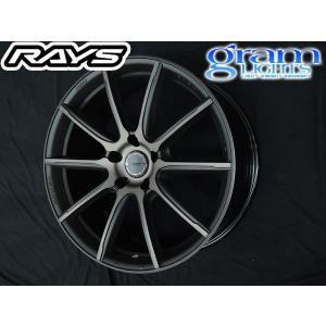 送料無料 RAYS レイズ グラムライツ アズール 57 GMA KF マットブラック 軽量 225/55R19 TOYO CF2 SUV専用 国産タイヤ 4本セット ハリアー レクサスNX|rensshop