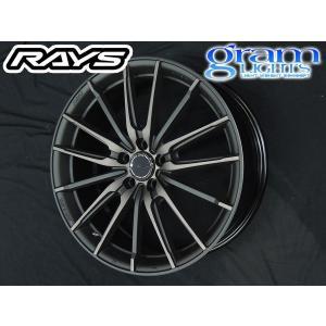送料無料 RAYS レイズ グラムライツ アズール 57 XMA KF マットブラック 軽量 215/40R18 タイヤ ホイール4本セット プリウス PHV レクサスCT 86 BRZ|rensshop