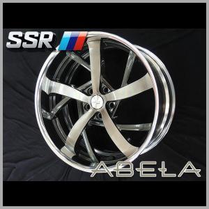 SSR ABELA アーベラ TW10 ガンメタポリッシュブラッククリアー 9.0J 10.0J 国産 245/40R20 アルファード ヴェルファイア 送料無料|rensshop