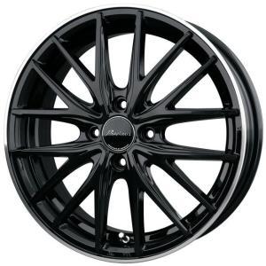 プレシャス アストM1 ブラック 195/45R16 国産タイヤ ホイール4本セット タンク ルーミー トール マーチ 送料無料|rensshop