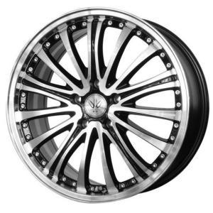 ナットサービス ロクサーニ アベンジャー 8.0J 225/45R19 国産 タイヤ ホイール4本セット CH-R CHR アテンザ エスティマ 送料無料|rensshop