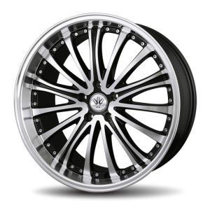 ナットサービス ロクサーニ アベンジャー 9.0J 245/35R20 国産タイヤ ホイール4本セット ヴェルファイア、アルファード 送料無料|rensshop