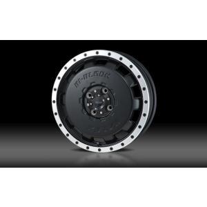 モンツァ ハイブロック BALEX マットブラック 155/65R14 グッドイヤー 国産低燃費タイヤ ホイール4本セット ウェイク 送料無料|rensshop