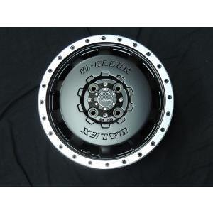 モンツァ ハイブロック BALEX マットブラック 黒 165/55R14 国産 タイヤ ホイール 4本セット バモス アトレー パレット 送料無料|rensshop