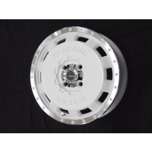 モンツァ ハイブロック BALEX パールホワイト 白 165/55R14 国産 タイヤ ホイール 4本セット バモス アトレー パレット 送料無料|rensshop