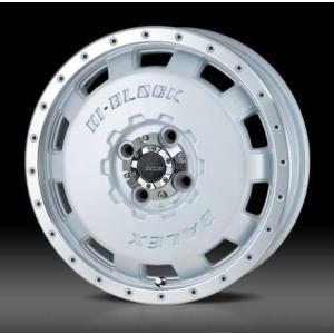 送料無料★モンツァ ハイブロック BALEX ホワイト 155/65R14 国産 低燃費タイヤ ホイール4本セット ウェイク|rensshop