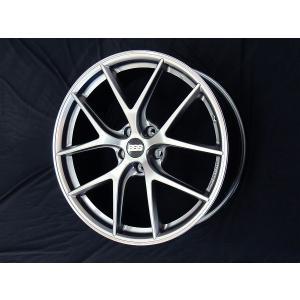 送料無料★ BBS CI-R プラチナムシルバー 245/45R20 20インチ タイヤ ホイール 4本セット 60ハリアー CX-5 レクサスNX|rensshop