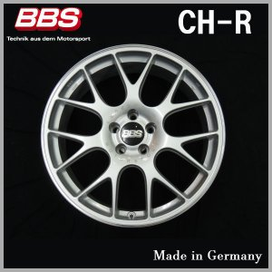 BBS CH-R ブリリアントシルバー 245/45R20 20インチ タイヤホイール4本セット ハリアー レクサスNX 送料無料|rensshop