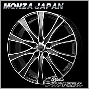 送料無料 MONZA  ワーウィック カロッツァ 225/40R19 タイヤホイール4本セット クラウン レクサスHS SAI|rensshop