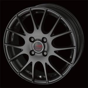 ENKEI エンケイ クリエイティブディレクション CDM1 マットブラック 軽量 165/50R16 国産タイヤ ホイール4本セット ハスラー 送料無料|rensshop
