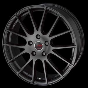 クリエイティブ ディレクション CDM1 マットブラック 225/45R18 国産タイヤホイール4本セット レヴォーグ オデッセイ 送料無料|rensshop