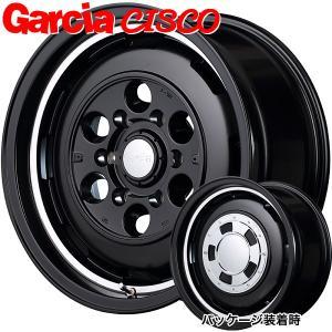 ガルシア シスコ ブラック 215/65R16 109/107R (荷重対応) 200系ハイエース GY ナスカー 国産ホワイトレタータイヤ4本セット 送料無料|rensshop