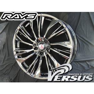 送料無料★ RAYS レイズ ベルサス コンキスタ ブラッククローム BC 20インチ 245/35R20 国産タイヤ ホイール4本セット C-HR CHR|rensshop