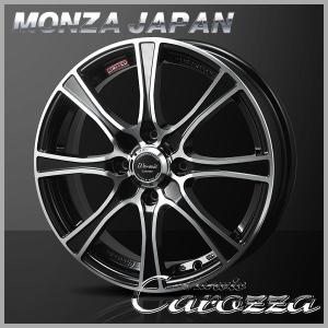 タンク ルーミー トール ジャスティ パッソ モンツァ ワーウィック カロッツァ 195/45R16  国産タイヤ ホイールセット送料無料|rensshop