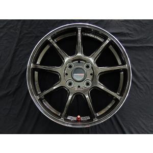 クロススピード ハイパーエディションRS9 ガンメタ 155/65R14  国産 低燃費タイヤ ホイール4本セット ワゴンR ムーブ アルト 送料無料|rensshop