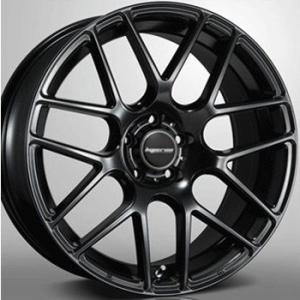 ハイペリオンCVM ブラック 245/35R20 20インチ 国産タイヤ ホイール4本セット C-HR CHR ヴェルファイア アルファード 送料無料|rensshop