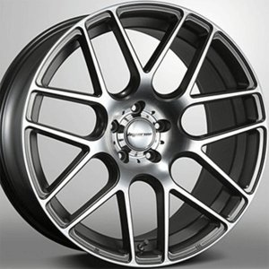 送料無料 ハイペリオンCVM 245/40R20 ニットー 国産タイヤ ホイール4本セット 8.5J 9.5j ヴェルファイア アルファード等に|rensshop