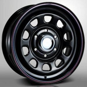 デイトナSS ブラック グッドイヤーナスカー 215/65R16 109/107R (荷重対応) ホワイトレター 200系ハイエース用タイヤSET 送料無料|rensshop