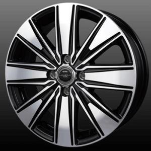 ナットサービス ロクサーニ ダブルビジョンDD-8 165/40R17 タイヤ ホイール4本セット 軽自動車 17インチ N-BOX タント ウェイク 送料無料|rensshop
