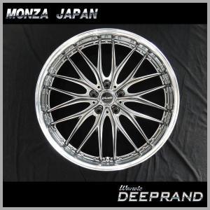 送料無料 ノア VOXY エスクァイア モンツァ ワーウイック ディープランド 205/50R17 国産タイヤ ホイール4本セット|rensshop