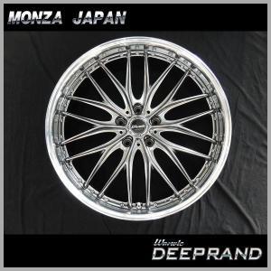 レクサスUX CHR C-HR アテンザ モンツァ ディープランド メッシュ ハイパーブラック 245/35R20 国産タイヤ 送料無料|rensshop