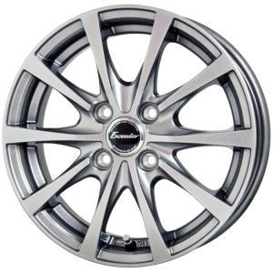 エクシーダE03 165/45R16 国産 タイヤ ホイール4本セット 軽自動車 送料無料|rensshop