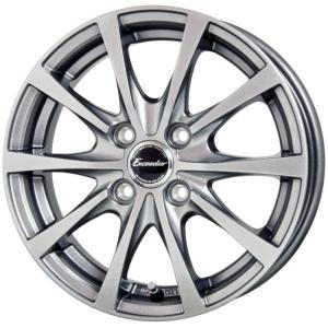 エクシーダ E03 175/65R15 国産タイヤ ホイール4本セット アクア スペイド キューブ 送料無料|rensshop