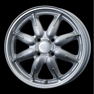 ENKEI エンケイ all one オールワン シルバー 165/50R15 Kカー 国産タイヤ 4本セット バモス アトレー 送料無料|rensshop