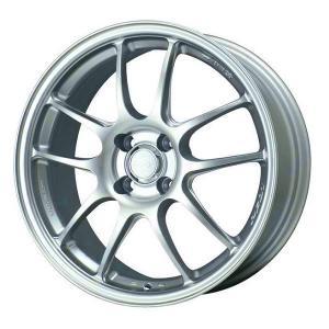 ENKEI エンケイ PF01 シルバー 205/45R17 国産タイヤ アクア ヴィッツ スペイド フィールダー ノート キューブ 送料無料|rensshop