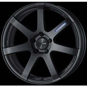 ENKEI エンケイ PF07 マットダークガンメタリック 225/40R19 国産タイヤセット プリウスα SAI RX-8 レヴォーグ 送料無料|rensshop