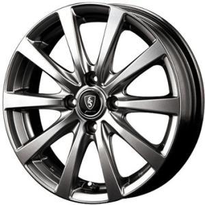 ユーロスピードG10 155/55R14 国産タイヤ ホイール4本セット 送料無料|rensshop